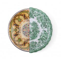 PLACE FURNITURE SELETTI HYBRID Tableware Dessert Plate 09121-Sravasti 01