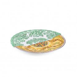PLACE FURNITURE SELETTI HYBRID Tableware Dessert Plate 09121-Sravasti 02