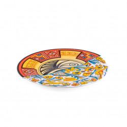 PLACE FURNITURE SELETTI HYBRID Tableware Dessert Plate 09122-Huaricanga 02