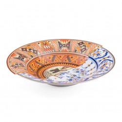 PLACE FURNITURE SELETTI HYBRID Tableware Soup Plate 09131 Tula 02