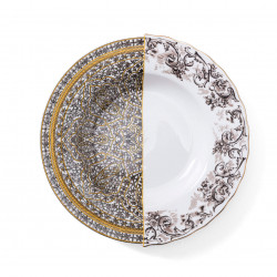 PLACE FURNITURE SELETTI HYBRID Tableware Soup Plate 09132 Agroha 01