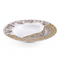 PLACE FURNITURE SELETTI HYBRID Tableware Soup Plate 09132 Agroha 02