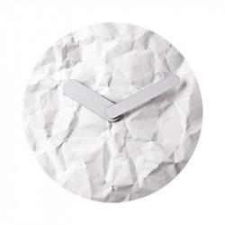 PLACE FURNITURE Haoshi Crinkle Paper X CLOCK