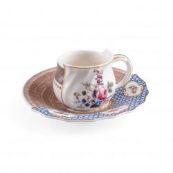 PLACE FURNITURE SELETTI HYBRID Tableware Coffee Cup 09161-Djenne-047 02