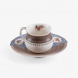 PLACE FURNITURE SELETTI HYBRID Tableware Coffee Cup 09161-Djenne-047 05