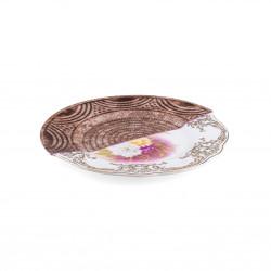PLACE FURNITURE SELETTI HYBRID Tableware Dessert Plate 09123-Nok-02