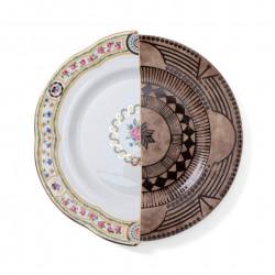 PLACE FURNITURE SELETTI HYBRID Tableware Dinner Plate 09143-Hobyo 01