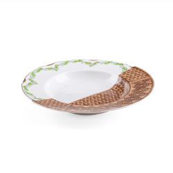 PLACE FURNITURE SELETTI HYBRID Tableware Soup Plate 09133-Malao 02