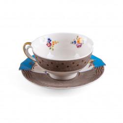 PLACE FURNITURE SELETTI HYBRID Tableware Tea Cup 09171-Kerma 02