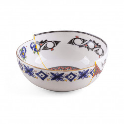 PLACE FURNITURE SELETTI HYBRID Tableware tiwanaku-bowl 02
