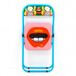 PLACE FURNITURE seletti-mouth-folding-chair 4