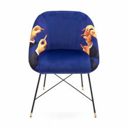 PLACE FURNITURE seletti-toiletpaper-lipsticks-padded-chair