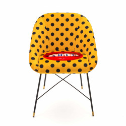 PLACE FURNITURE seletti-toiletpaper-shit-padded-chair 1
