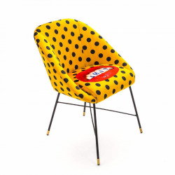 PLACE FURNITURE seletti-toiletpaper-shit-padded-chair 2
