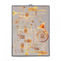Place Furniture Seletti-Toiletpaper-Magazine-Mirror-Plastic-17104trumpets